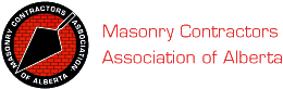 Masonry Contractors Association of Alberta Logo