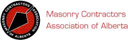 Masonry Contractors Association of Alberta Logo
